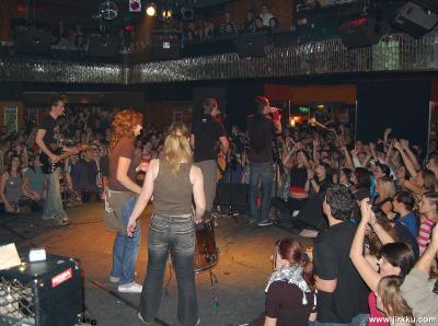 Praha - Lucerna Music Bar
