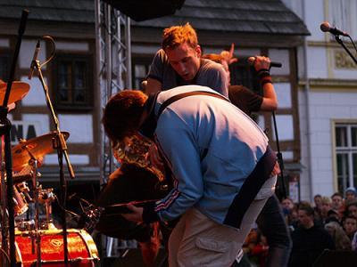 koncert v Krásné Lípě - září 2006